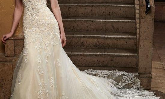 Vintage Inspired SOPHIA Tulle Mermaid Wedding Dress – Chicago .
