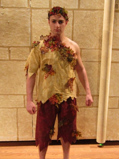 Mens Woodland Creature Costume | Midsummer nights dream party .