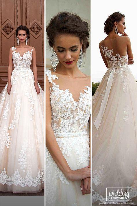 Designer Highlight: Milla Nova Wedding Dresses | Wedding Forward .