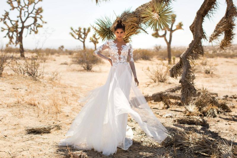 Milla Nova 2019 California Dreaming Collection | ElegantWedding.