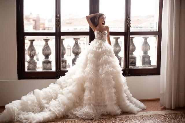 "Milla Nova 2020 ""Royal"" Bridal Collection | Deer Pearl Flowe"