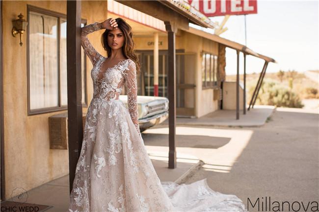 Milla Nova 2019 California Dreaming Collection Wedding Dresses .