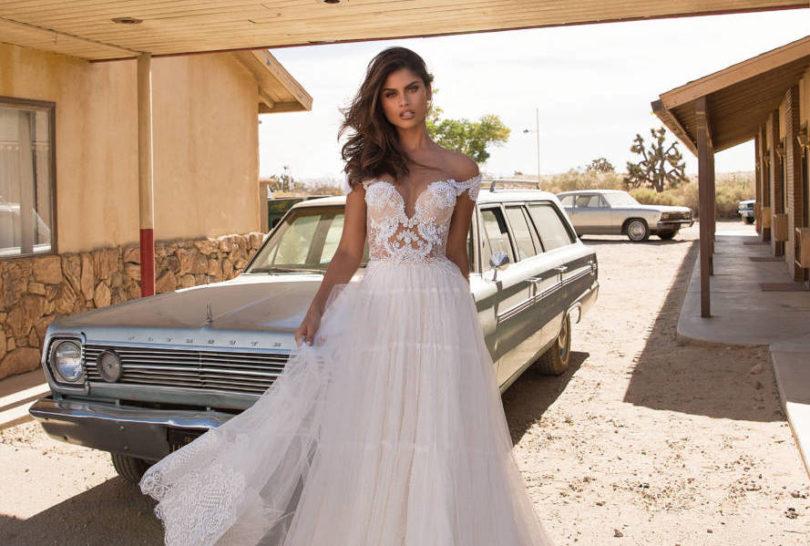 Milla Nova Wedding Dresses, Bridal Collections | ElegantWedding.