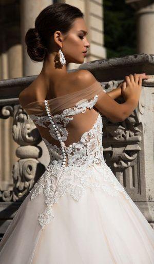 "Wedding Dresses by Milla Nova ""White Desire"" 2017 Bridal ."