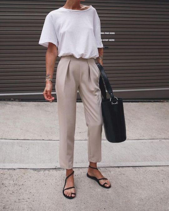 Minimalist style | Minimalist fashion summer, Summer style casual .
