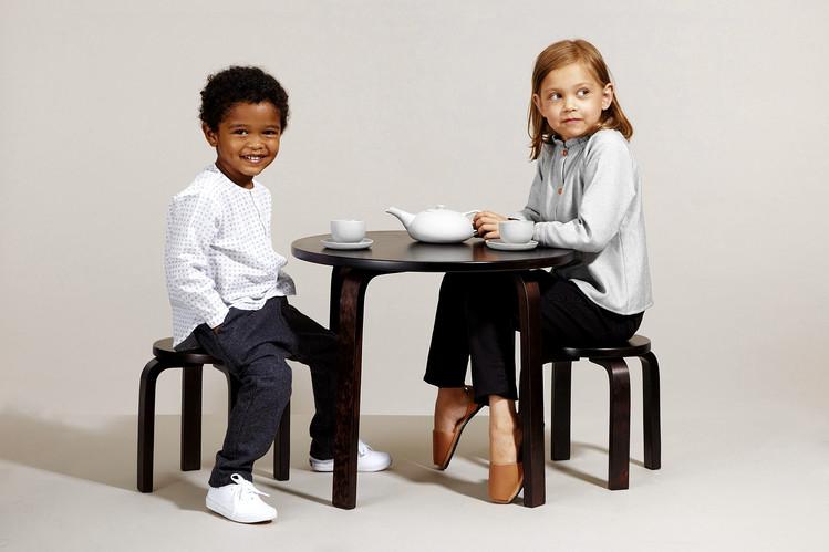 Minimalist Kids' Fashion Is on the Rise - W