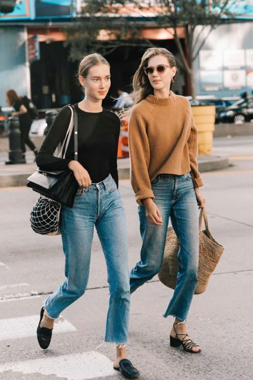 NYFW, street style, Fall 2017 outfit ideas, blogger style .