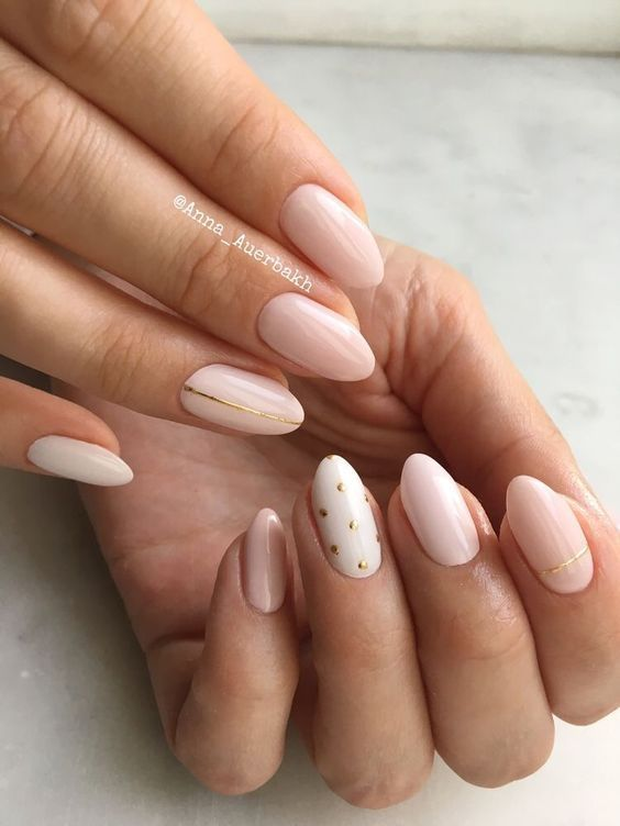 25 Stunning Minimalist Nail Art Designs | Subtle nails, Minimal .