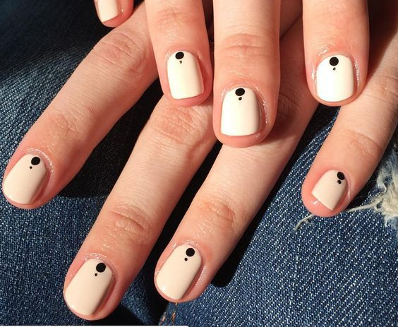 20 Gorgeous Minimalist Nail Design Ideas 2020 - Best Nail Art Ide