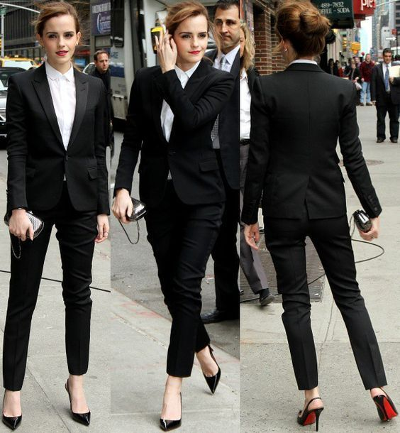 Breathtaking 15 Appropriate Monochrome Business Suit For Daily .