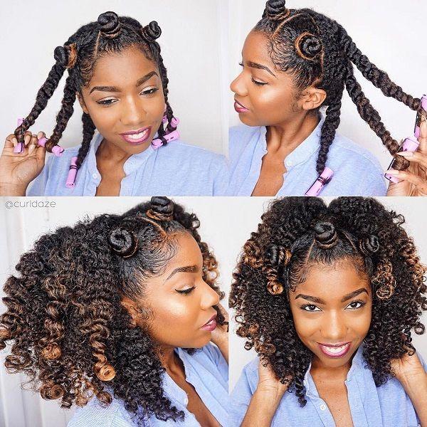 WordPress › Installation   Natural hair styles, Curly hair styles .