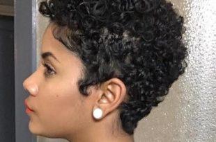 75 Most Inspiring Natural Hairstyles for Short Hair   Natural hair .
