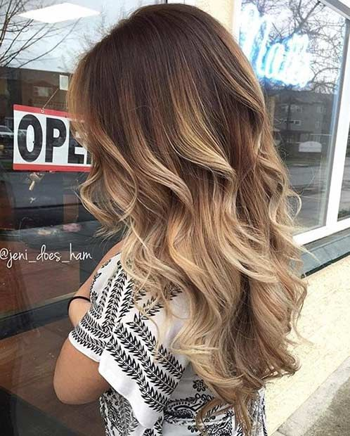 31 Balayage Hair Ideas for Summer | StayGlam | Hair styles .