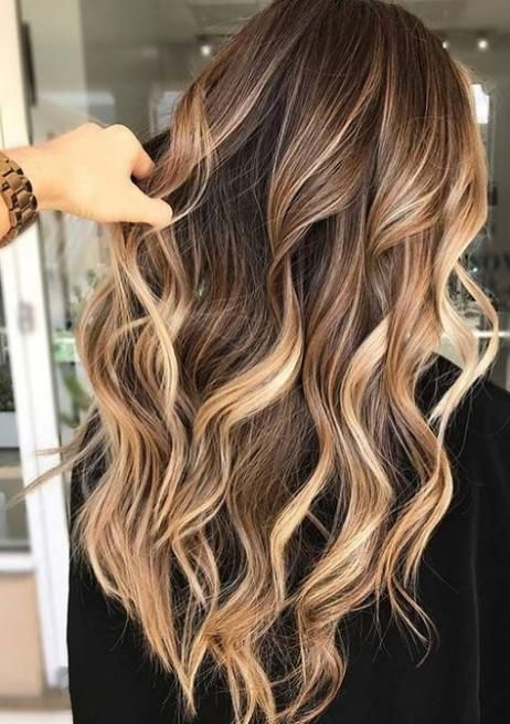 New Hair Color Ideas For Brunettes Natural 42 Ideas | Balayage .