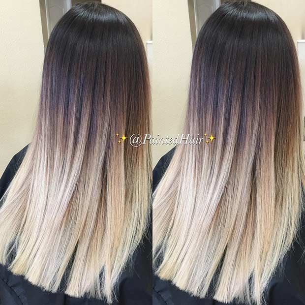 31 Balayage Hair Ideas for Summer | StayGlam | Woman thicker hair .