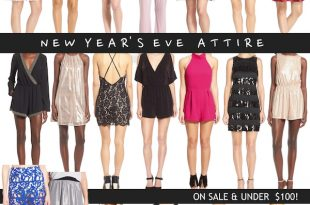 New Years Eve Outfit Ideas 2016 | Katie's Bli