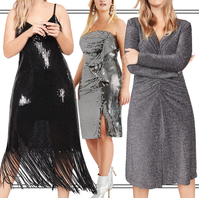 10 Plus Size New Year's Eve Dresses - New Year's Eve 2020 Outfit Ide