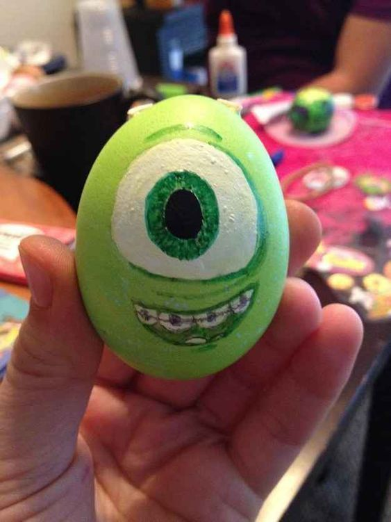 15 Nice Vulnerable Easter Rock Paints Easy To Do - Fazhion .