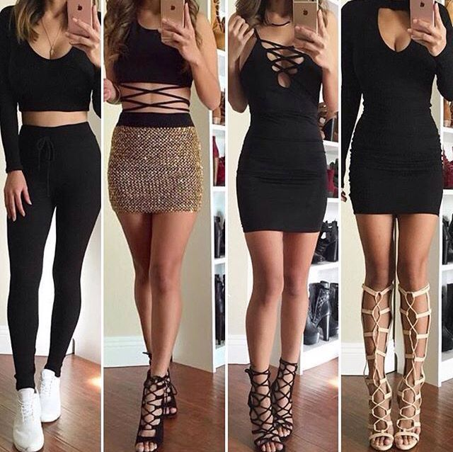 21 Stylish Outfit For a Night Out – Decoration | Stylish outfits .