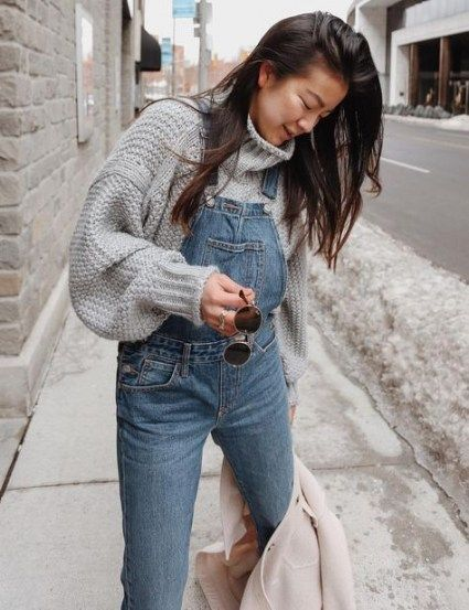 Clothes Winter Cold Jeans 22+ Best Ideas | Winter outfits, Casual .