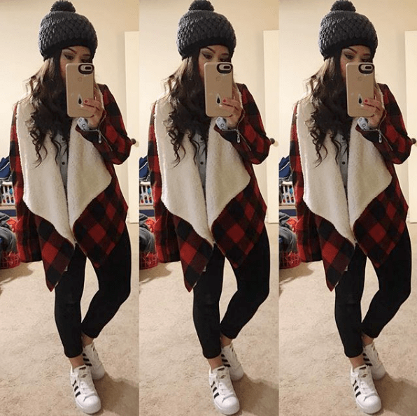 21 Cute Winter Outfit Ideas for January – CherryCherryBeau