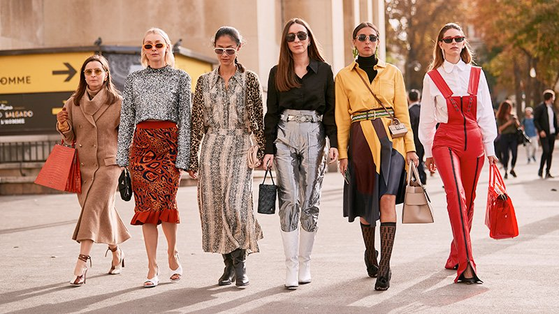 The Best Street Style From Paris Fashion Week S/S 20