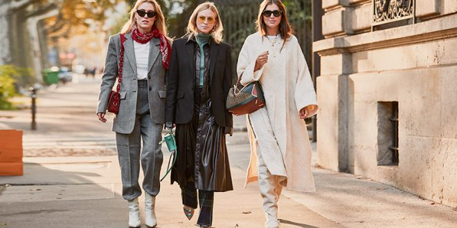 The Best Street Style From Paris Fashion Week Spring/Summer 20