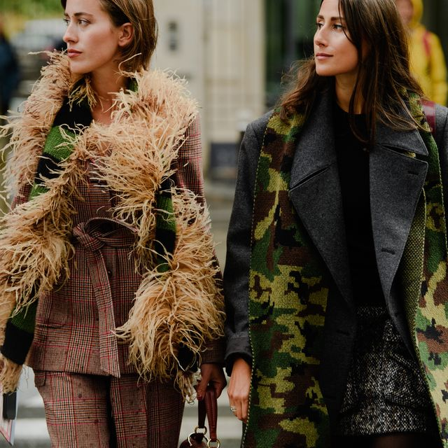 All the Street Style Looks from Paris Fashion We