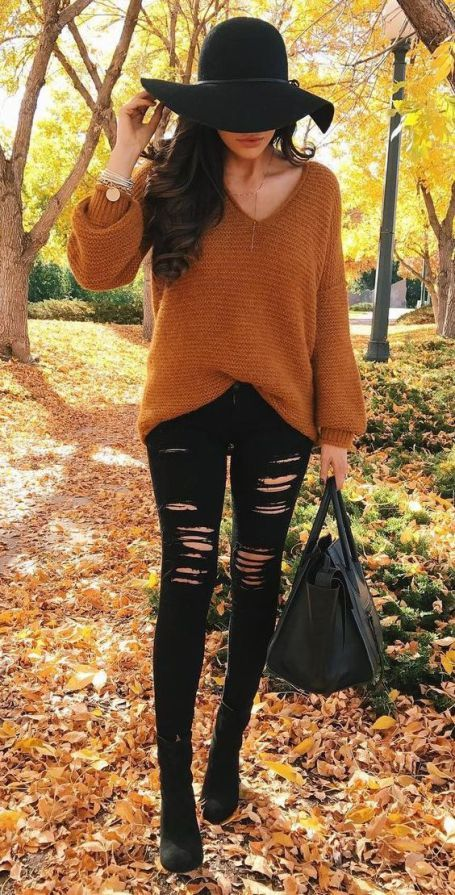 15 Cute Fall Outfits And Trends To Copy This Season - Society19 .