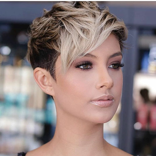25 Chic Textured Pixie Haircut Styles That Are Huge in 2019 .