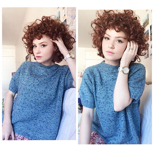 20+Short Curly Pixie Cut Images for The Bold And Beautiful | Short .