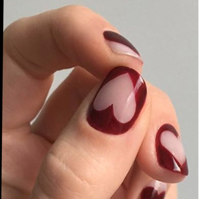 Valentine's Day 2020: 14Nail Art Designs To Try At Ho