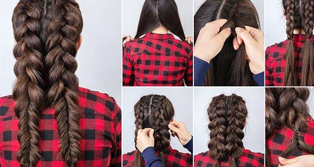 5 Pretty Braided Hairstyle Ideas for Long Hair - L'Oréal Par