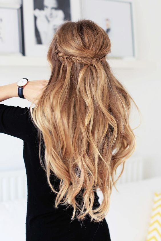 10 Beautiful Hairstyle Ideas for Long Hair 20