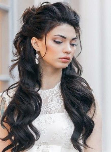 So Pretty Long Wedding Hairstyles 2016 | Full Do