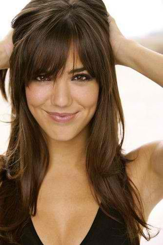12 Fantastic Long Hairstyles With Bangs - Pretty Desig