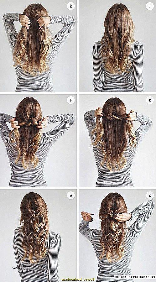 Frisuren Frauen Selber Machen #hairstyles #hairstylesforkids .