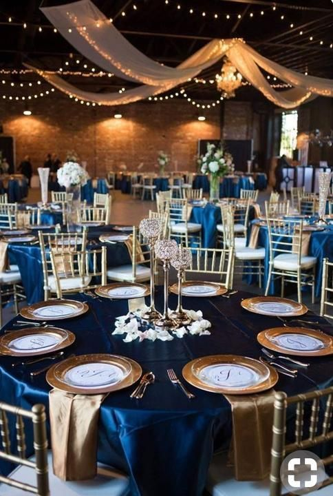 Top 8 Striking Navy Blue Wedding Color Palettes for 2019 Fall .