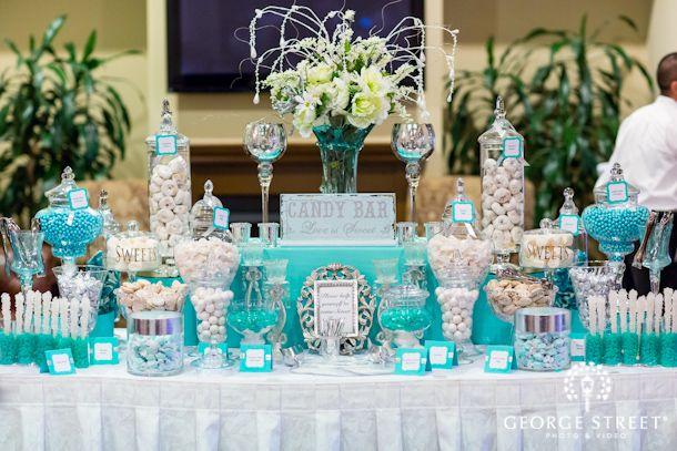 George Street Photo & Video | Candy buffet wedding, Candy bar .