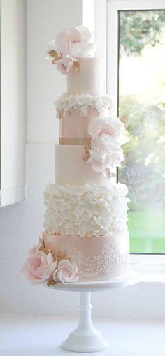 30+ Best Blush pink wedding cake images | cake, beautiful wedding .