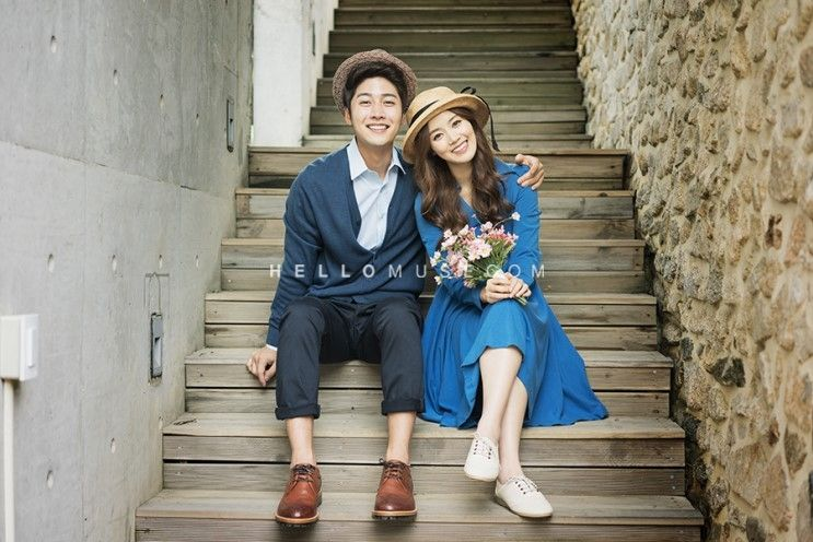 40 Korean Romantic Pre Wedding Theme Photoshoot Ideas31 | Korean .