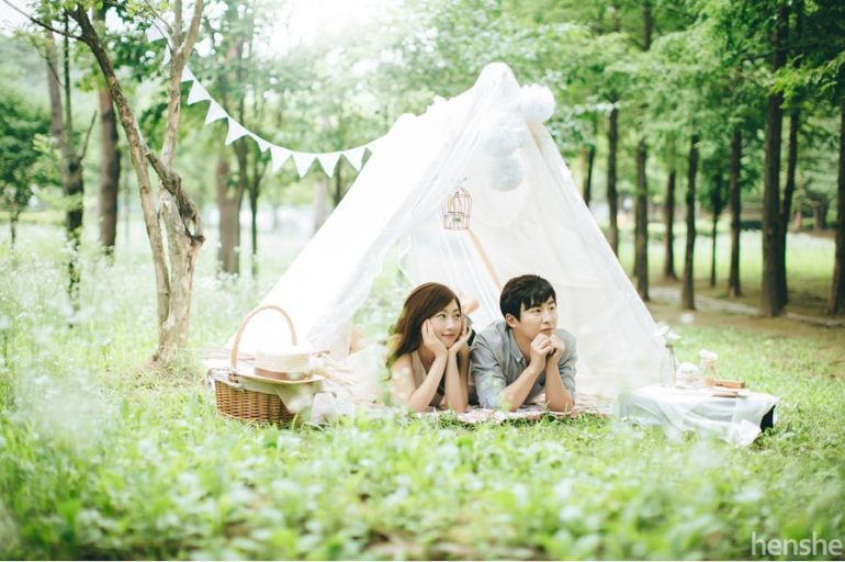 12 Korean Couple Photoshoot Ideas That You'd Definitely Want To .