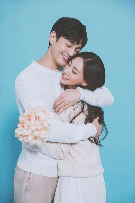 45+ Romantic Prewedding Ideas Inspired by Korean Couple in 2020 .