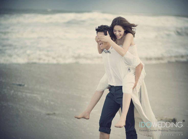 40+ Korean Romantic Pre-Wedding Theme Photoshoot Ideas | Korean .
