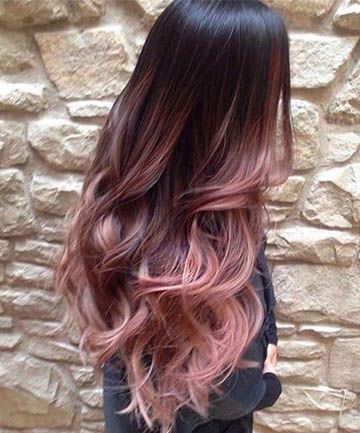 19 Rose Gold Hair Color Looks That Absolutely SLAY | Hair styles .
