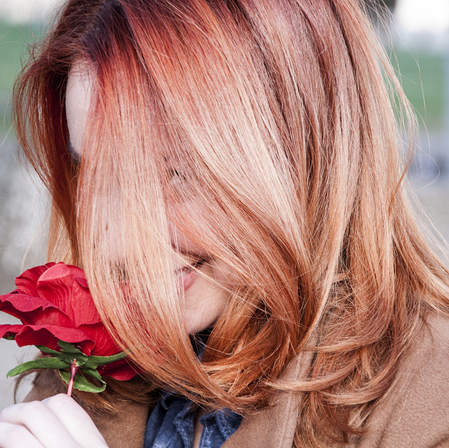 15 Rose Gold Hair Dye Color Ideas - How to Get Rose Gold Ha