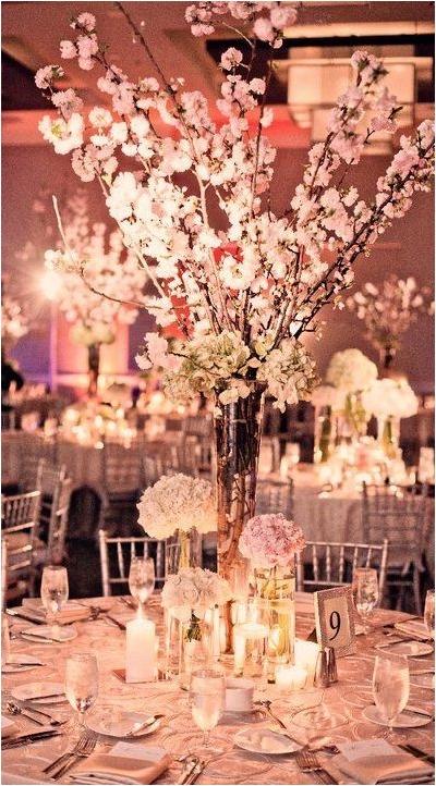 Rose Gold Quinceanera Wedding Decorations (17) – Bridalo