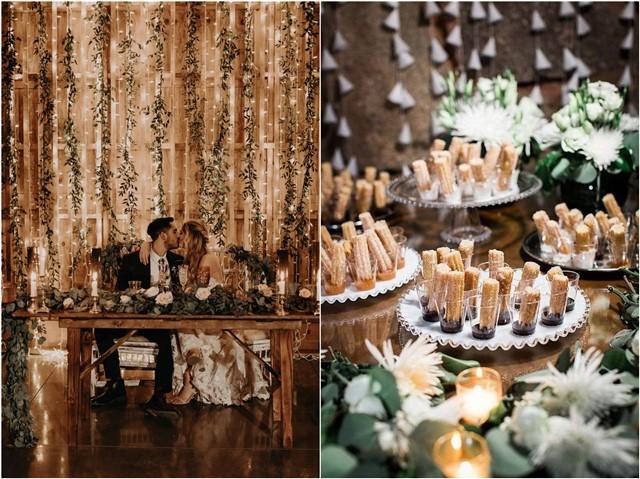 Top 20 Rustic Wedding Ideas for Wedding 2020 | Deer Pearl Flowe