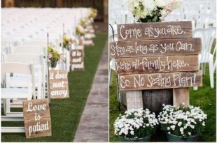 100 Rustic Country Wedding Ideas and Matched Wedding Invitations .