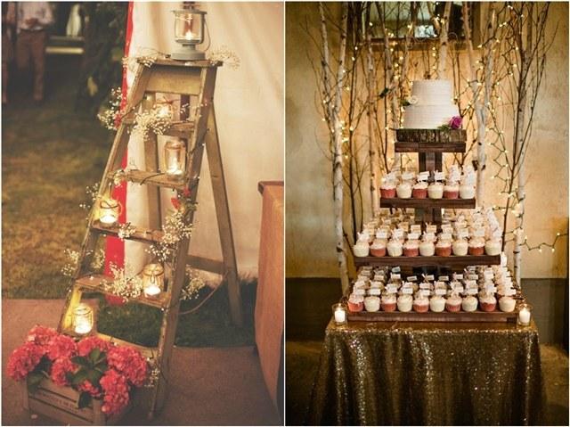 65+ Rustic Woodsy Wedding Decor Ideas for 2019 | Deer Pearl Flowe
